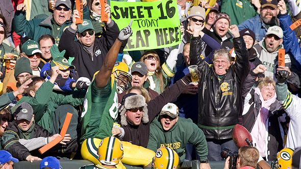 Lambeau Leap
