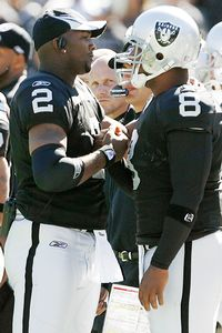 JaMarcus Russell and Daunte Culpepper