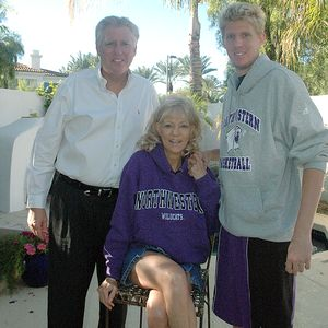 L-R Randy Coble, Carlys Coble, Kevin Coble.