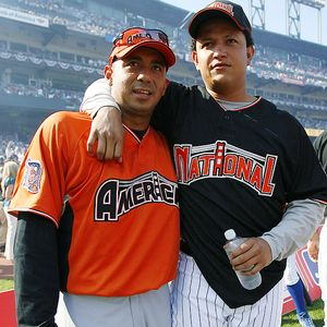Miguel Cabrera and Carlos Guillen