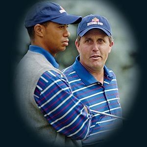 tiger woods and phil mickelson relationship
