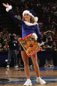 Orlando Magic Cheerleader