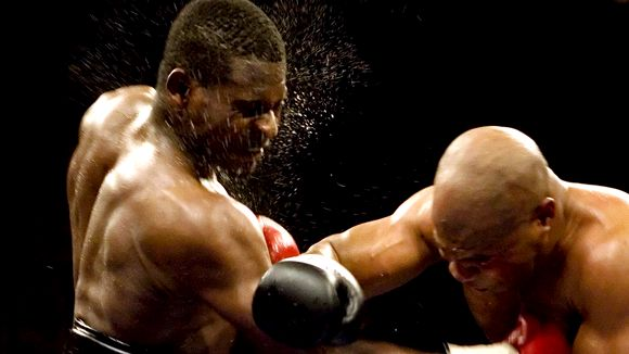 Darnell Wilson and Emmanuel Nwodo