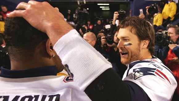Tom Brady and Richard Seymour