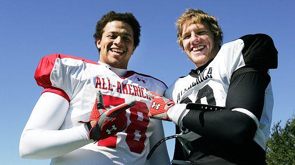 Khaled Holmes and Blake Ayles