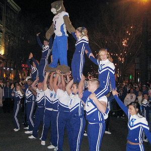 Kentucky Cheerleaders