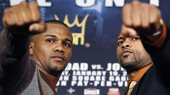 Trinidad and Jones Jr.