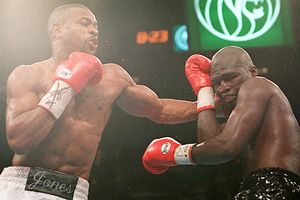 Jones vs. Toney
