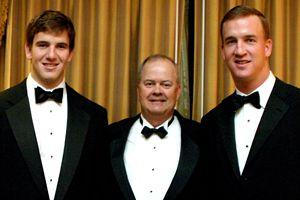 Eli, Cutcliffe, and Peyton