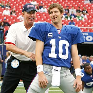 Eli, how much longer do you think we can milk Super Bowl 42 for?