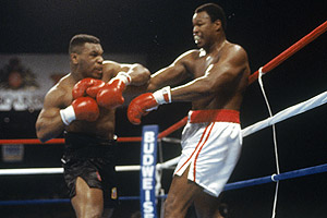 Tyson and Holmes