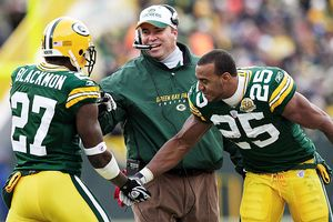 Will Blackmon/Mike McCarthy/ Ryan Grant