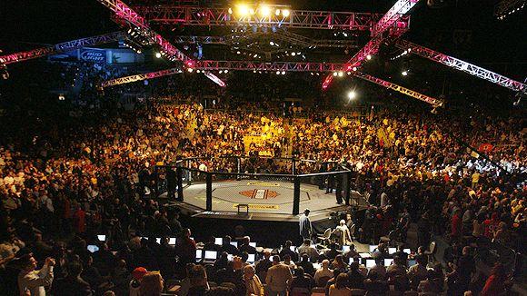 UFC 79 Arena