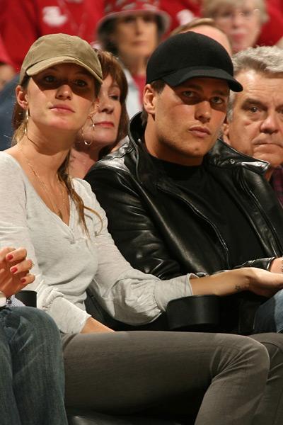 Brady and Gisele