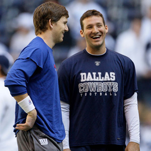 Manning and Romo
