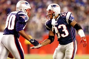 Troy Brown and Kevin Faulk