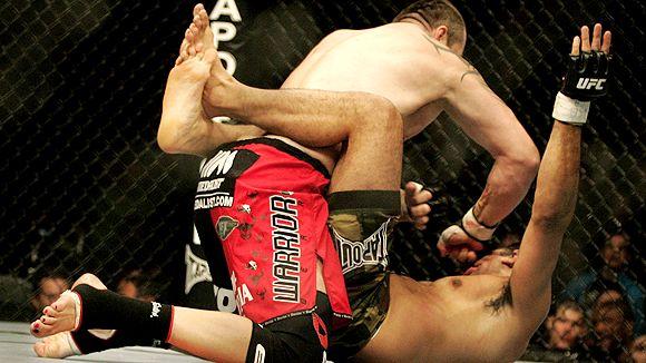 Tim Sylvia vs. Rodrigo Nogueira