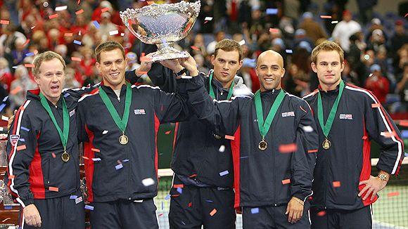 US Davis Cup