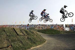 BMX Cyclists