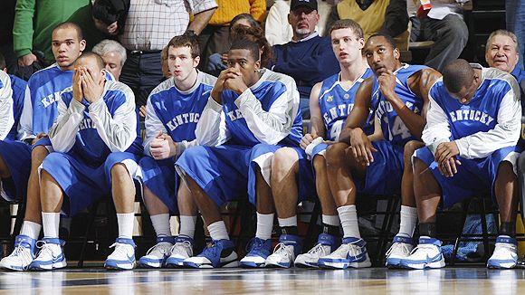 Uk Basketball: ATR: Vandy Torches Kentucky, Tourney Résumé