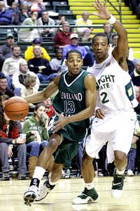 Cleveland State vs. Wright State