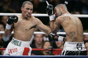 Jose Luis Castillo and Diego Corrales