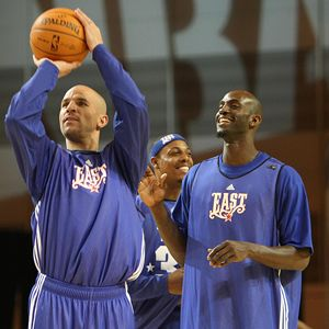Jason Kidd, Paul Pierce, Kevin Garnett