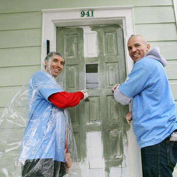Jason Kidd and Steve Nash