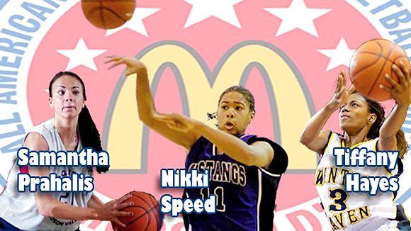 McDonalds Girls