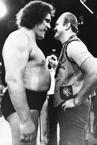 Andre the Giant, Chuck Wepner