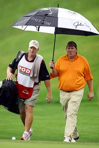 Jon Gruden and John Daly