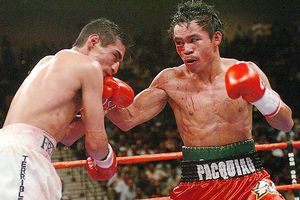 Morales vs. Pacquiao