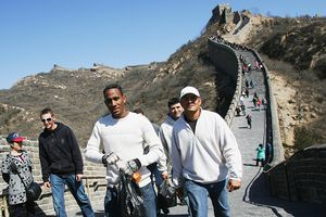 Padres In China
