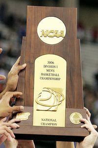 Men's NCAA Basketball Trophy