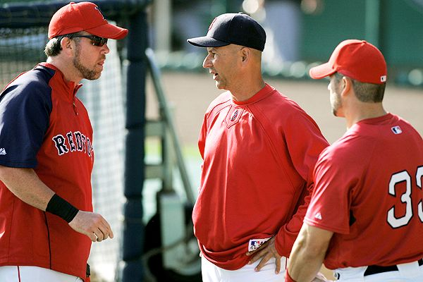 Sean Casey, Terry Francona