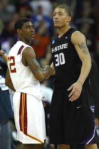 O.J. Mayo and Michael Beasley