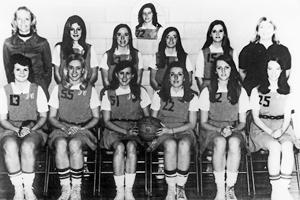1972 Immaculata Mighty Macs