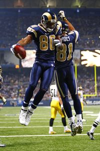 Isaac Bruce, Torry Holt