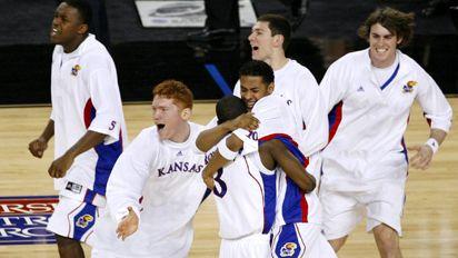 Kansas celebrates