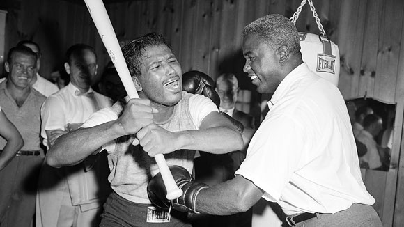 Sugar Ray Robinson