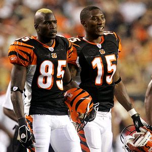 Chad Johnson and Chris Henry