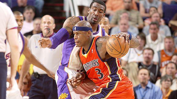 Warriors-Suns