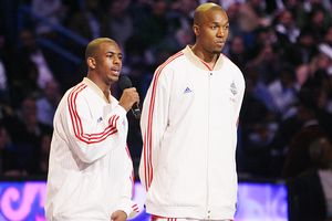 Chris Paul and David West