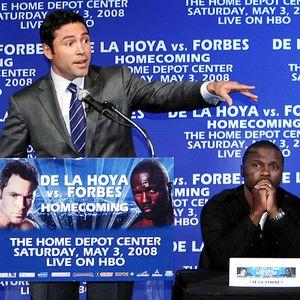 De La Hoya-Forbes