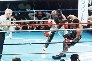 Buster Douglas vs. Mike Tyson