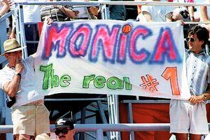 Monica Seles Fans