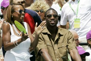 Star Jones, Dwyane Wade