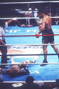 Mike Tyson vs. Michael Spinks