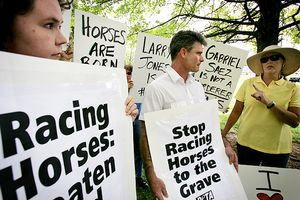 Racing Protest