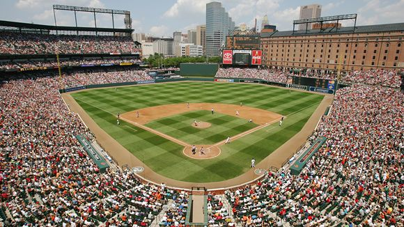 Oriole Park At Camden Yards Seating Chart Pictures